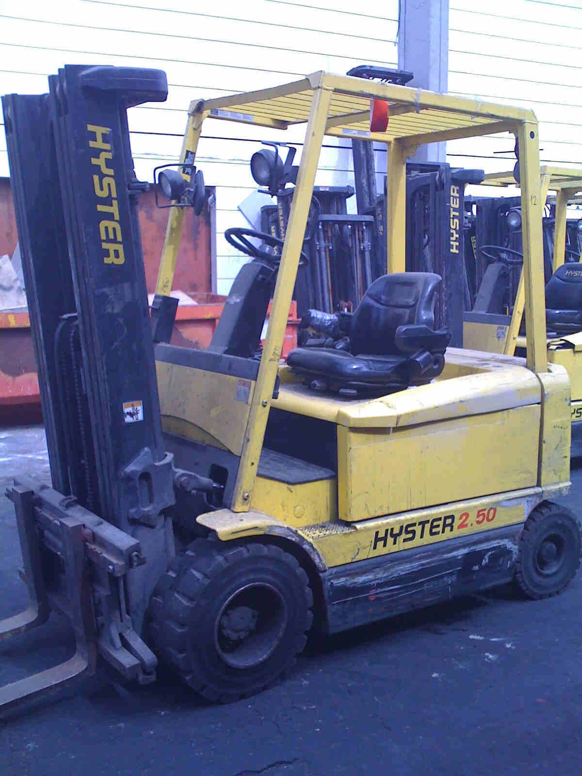 HYSTER 2.5 Electric