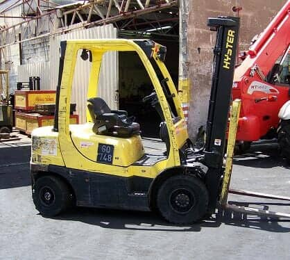 Hyster 2.5 Ton (2006)
